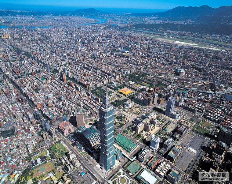 飛越台灣-齊柏林空中攝影作品