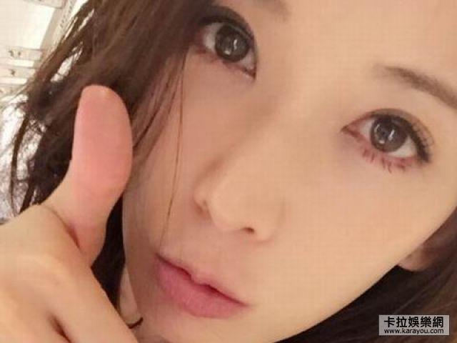林志玲自拍賀新年 嘟嘴賣萌電力超強